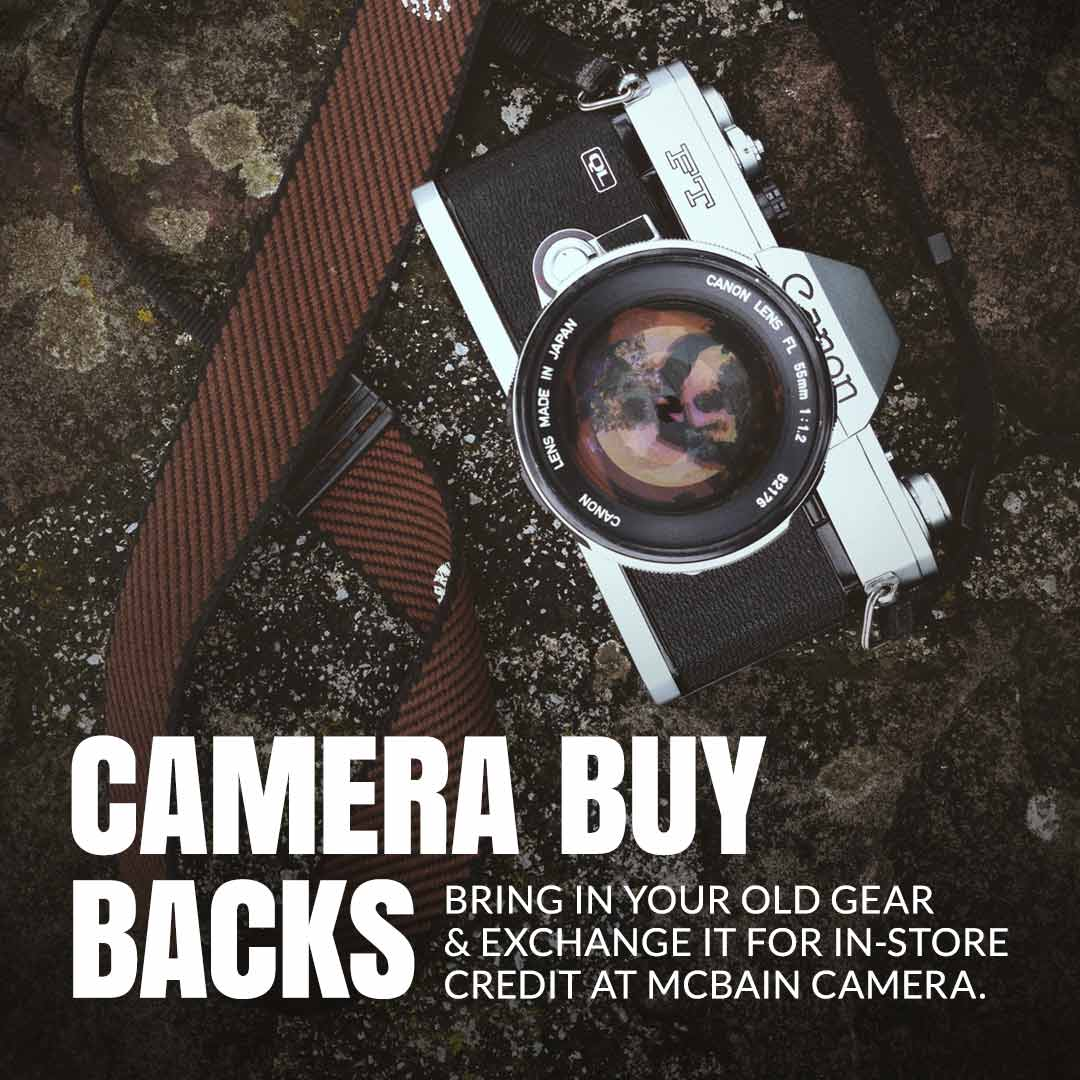 Camera Buy Backs